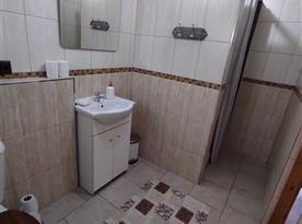 Apartmán č. 1 - koupelna