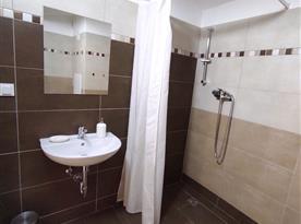 Apartmán č. 2 - koupelna