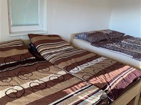 Ložnice 4x postel