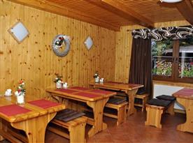 Společenská místnost (jídelna)