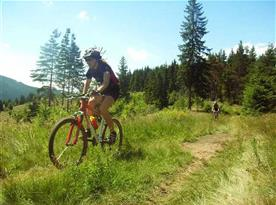 cyklistika po celej Orave
