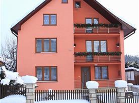 Apartmanový dom