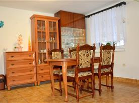 Spoločenská miestnosť - jedáleň