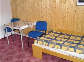 Součástí pokojů je i posezení