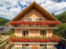 Rekreační dům Apartmány SKALKA