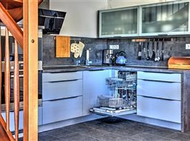 Moderní vybavení kuchyně