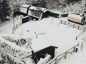 Okolí v zimě