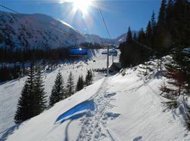Ski Zuberec Spálená (39,5 km)
