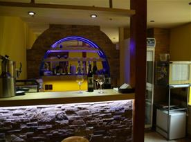 Bar ve wellness centru