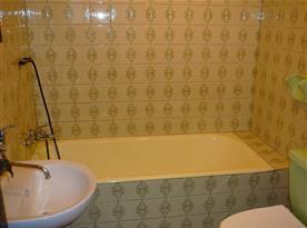 Kúpelňa pri spoloťenskej miestnosti