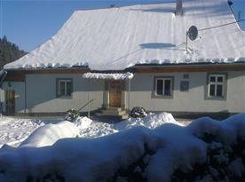 Chalupa zima