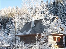 Chata C - Donovaly Bully  v zimě