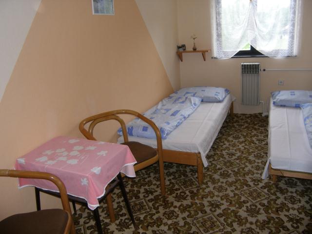 Penzion Střecha - Ubytování Kubova Huť