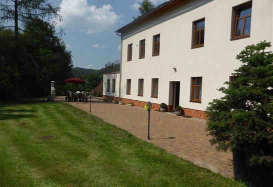 Rekreační dům House George Prysk