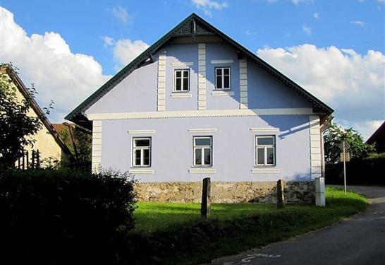Chalupa Modrá Bohdalov