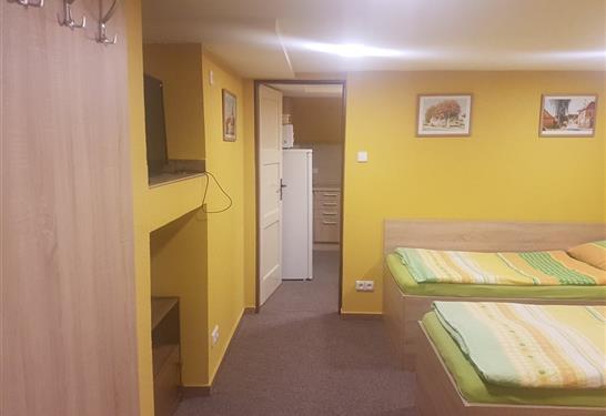 Apartmán(y) Jiřinka suterén Vracov