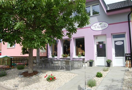 Apartmán(y) Café u Kordulky Ratíškovice