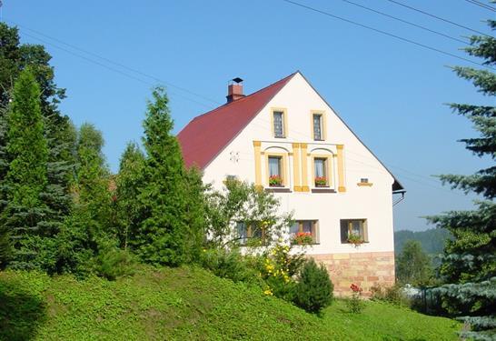 Chalupa V kopci Vysoká Srbská