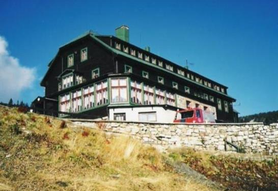 Horská chata Brádlerovy boudy Špindlerův Mlýn