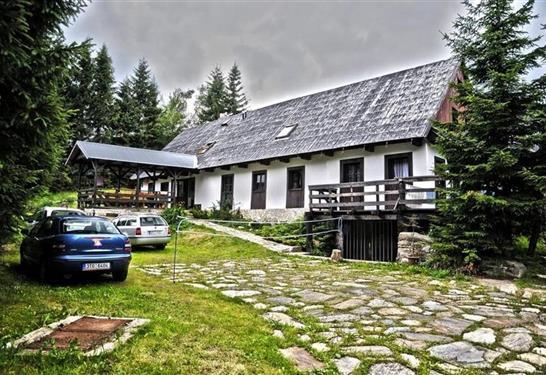 Horská chata Staré Sedlo Ramzová