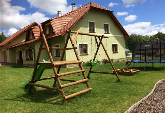 Apartmán(y) pro rodiny s dětmi - Rodvínov u Jindřichova Hradce Rodvínov