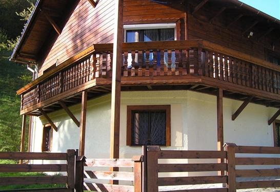 Chata Jarabá Jarabá