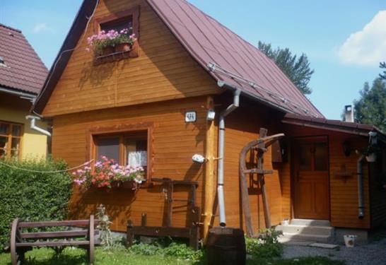 Chata Pod Kyčerou Zuberec
