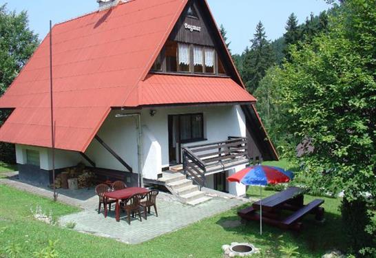 Chata Dagmara Demänovská Dolina