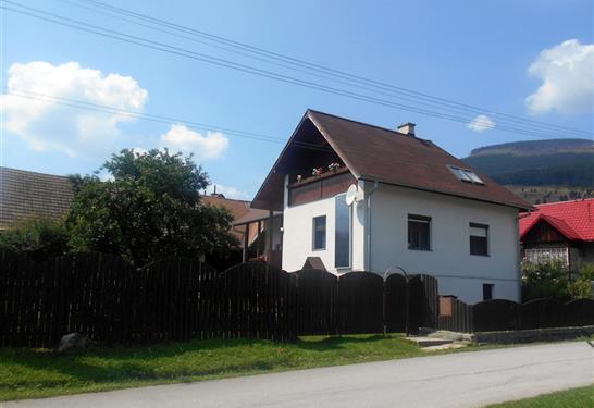 Chalupa Mika Telgárt