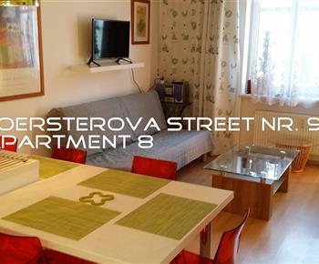 Apartmán(y) Holiday Apartments Foersterova Karlovy Vary