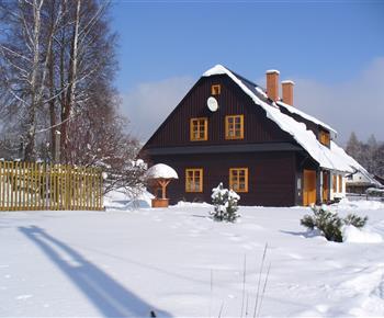 Chata Sýkorova Suchá Rudná