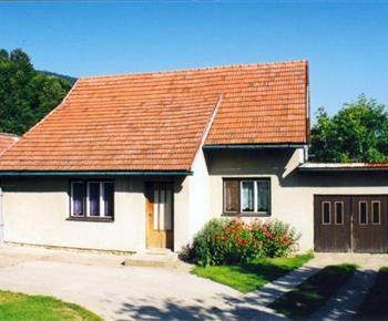 Zahradní domek Jiřina Zděchov