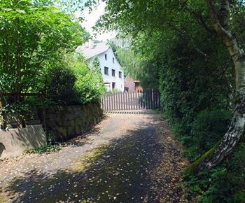 Chata Údolíčko Perštejn