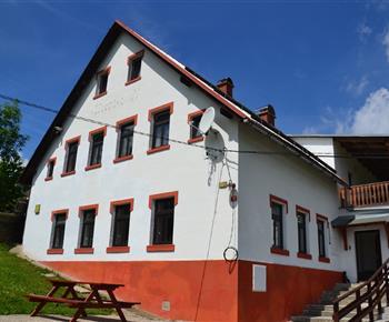 Chata Liwet Malá Skála
