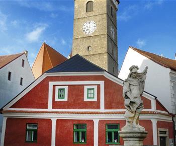 Apartmán(y) U sv. Floriána Slavonice