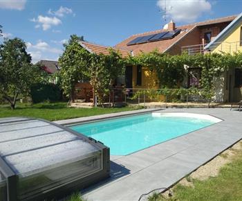 Chalupa V meruňkovém sadu Šakvice
