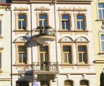 Apartmánový dům Hortensia Teplice Teplice
