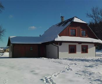 Chalupa Valachy Velké Karlovice