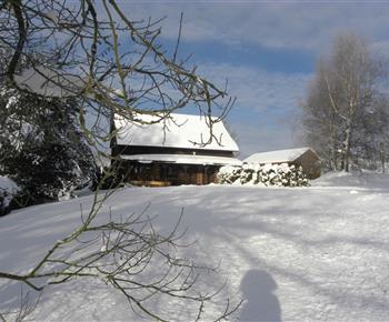 Chata Western Vlčice