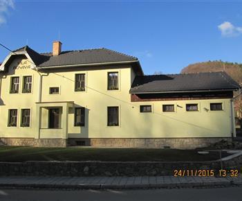 Apartmánový dům Vila Rusava Rusava