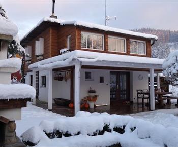 Chata West Spazio Prostřední Bečva