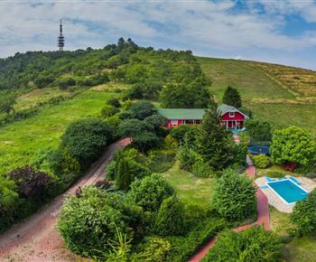 Rekreační dům Moravské Toskánsko Strážovice