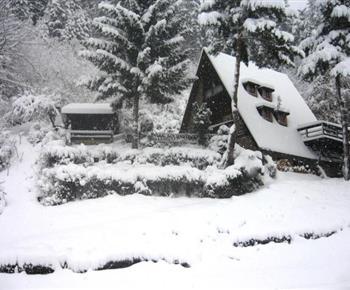 Chata Losové Huslenky