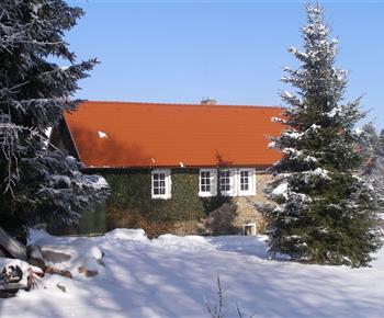 Apartmán(y) V Kamenném statku Loučovice