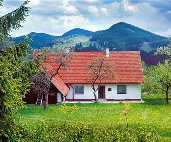Apartmánový dům Rališka Horní Bečva