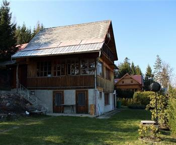 Chata Pastviny Pastviny