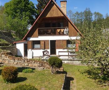 Chata Seeberg Poustka