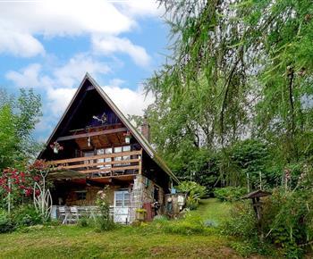 Chata Munzar Úhlejov