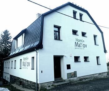 Penzion Horní Maxov Janov nad Nisou