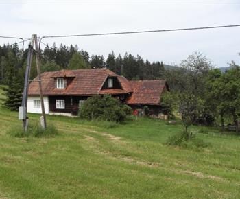 Chalupa Roubenka pod lesem Horní Bečva